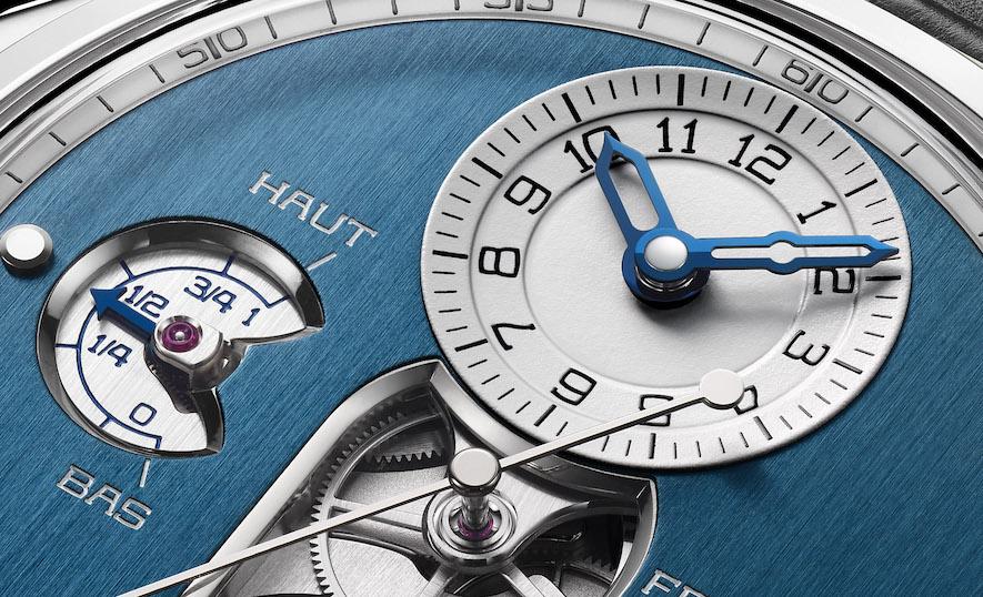 Ferdinand Berthoud FB 1.3-1 Sapphire Blue, FB1 Blue, Ferdinand Berthoud Blue