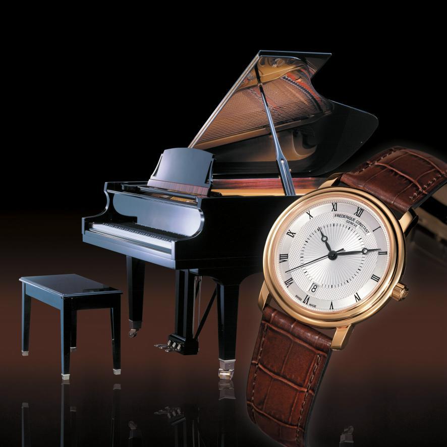 News : Frédérique Constant hommage à Frédéric Chopin Fcchopin4
