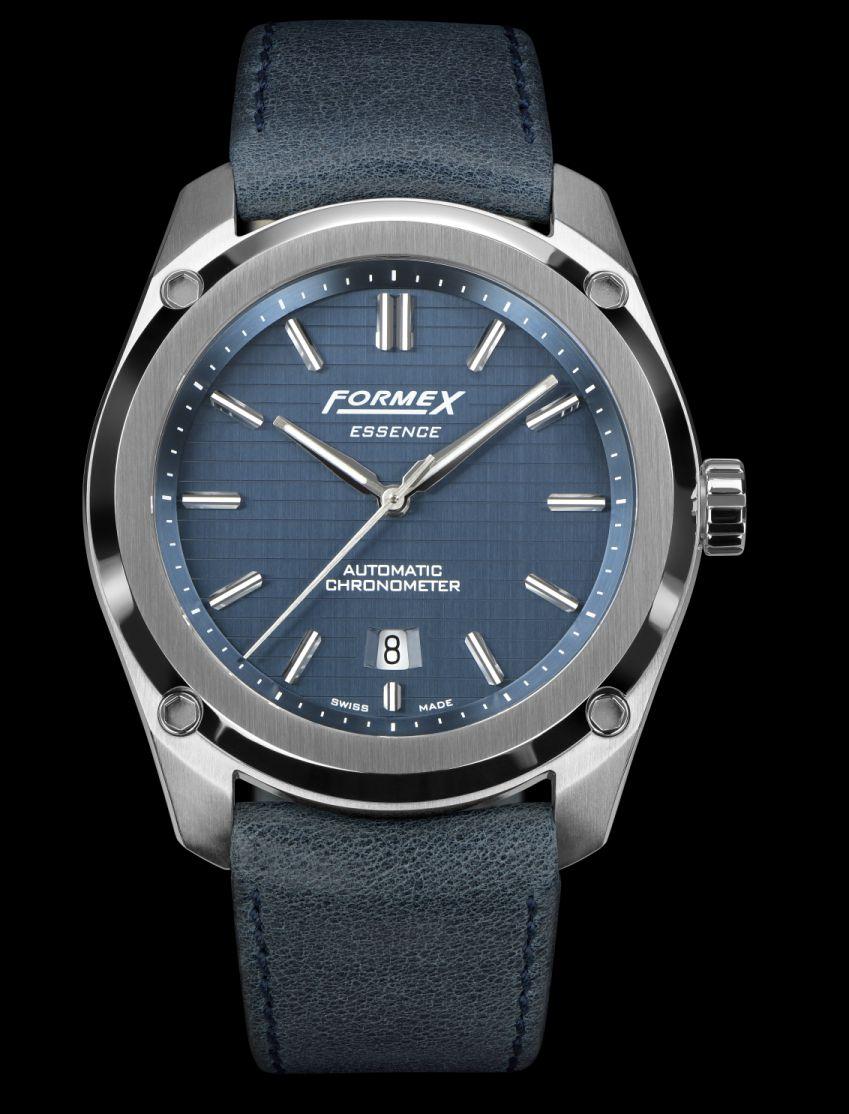 Formex's new Essence Automatic Chronometer  Formesscro3
