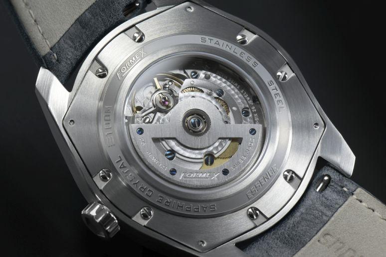 Formex's new Essence Automatic Chronometer  Formesscro4