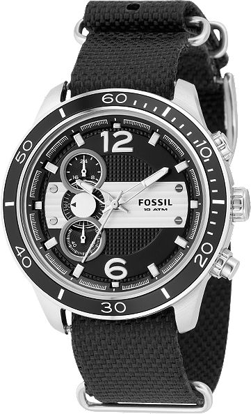 Even FOSSIL is doing NATO... Fossil5