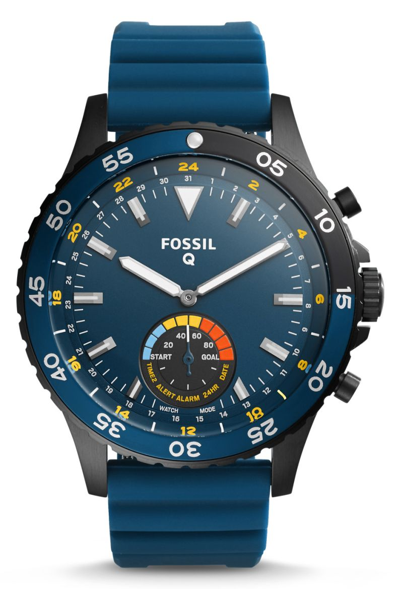 Fossil's new Q Crewmaster Smartwatch Fossilq2