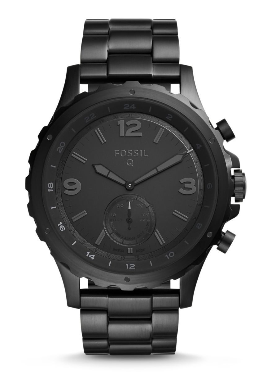 Fossil's new Q Crewmaster Smartwatch Fossilq3