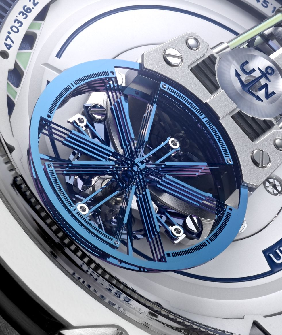 Ulysse Nardin FREAK neXt, FREAK neXt, Ulysse Nardin Blades