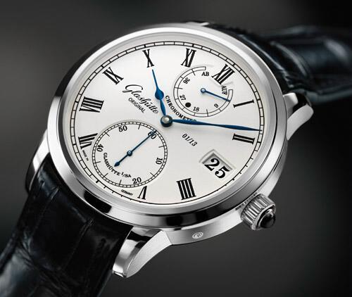 News : Glashütte Original Chronomètre de Marine et Senator Chronometer Gocontrol