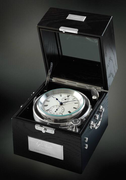News : Glashütte Original Chronomètre de Marine et Senator Chronometer Gocontrol1