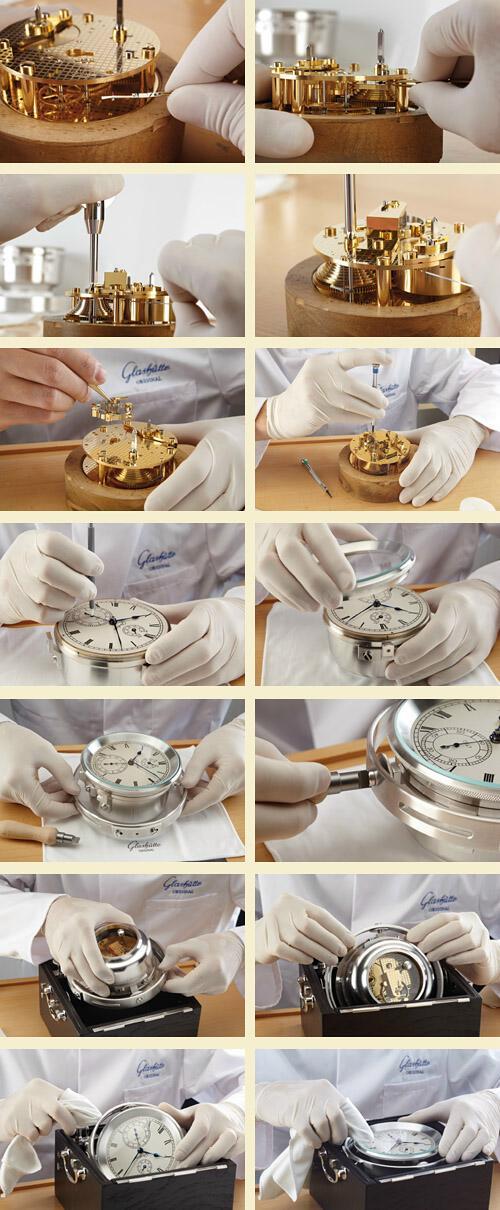 News : Glashütte Original Chronomètre de Marine et Senator Chronometer Gocontrol3