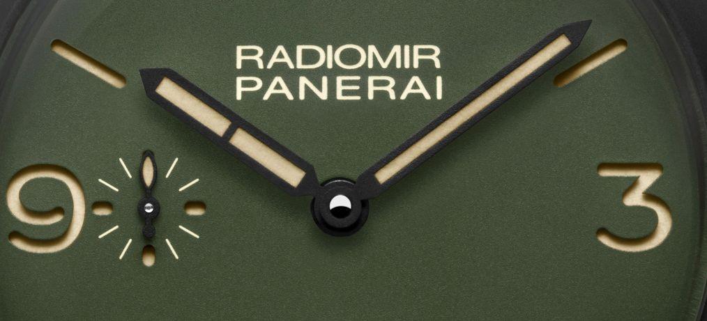 Officine Panerai Radiomir 48 Ceramic Green, Panerai Radiomir 48, Panerai Radiomir Ceramic Green, Panerai PAM997, Panerai PAM00997