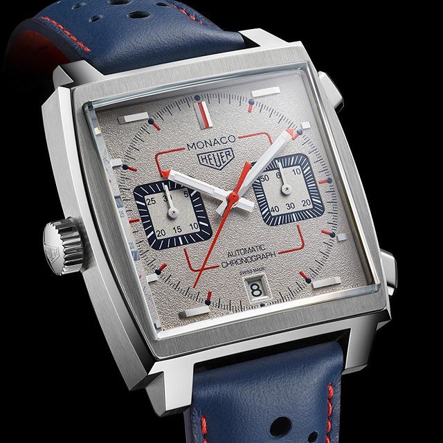 TAG Heuer Monaco Caliber 11 Grey