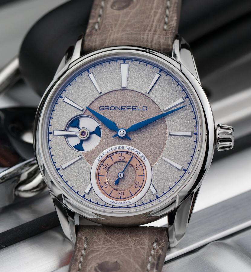 Grönefeld 1941 Remontoire, Gronefeld 1941 Remontoire, Gronefeld Remontoire, Gronefeld Only Watch, ONLY WATCH 2019 - Grönefeld 1941 Remontoire