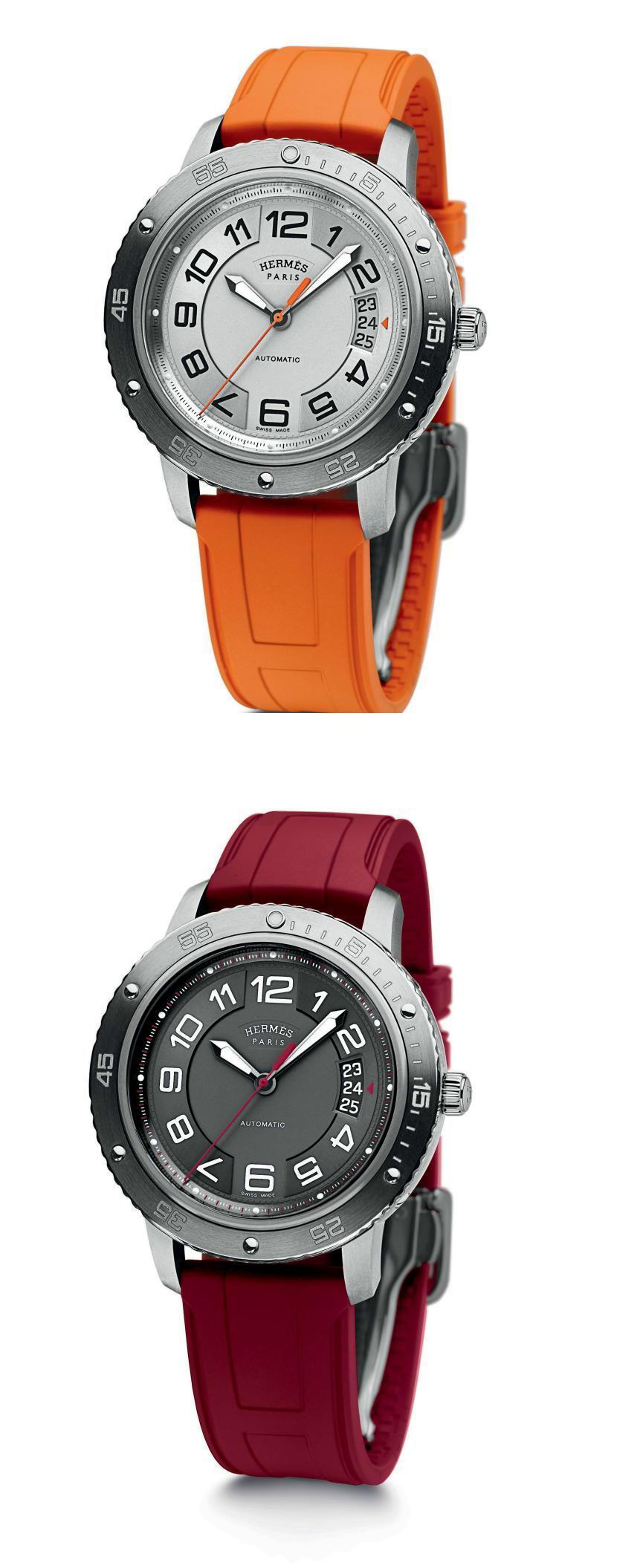 News :  Hermès Clipper Sport Automatic Hermesdiver1