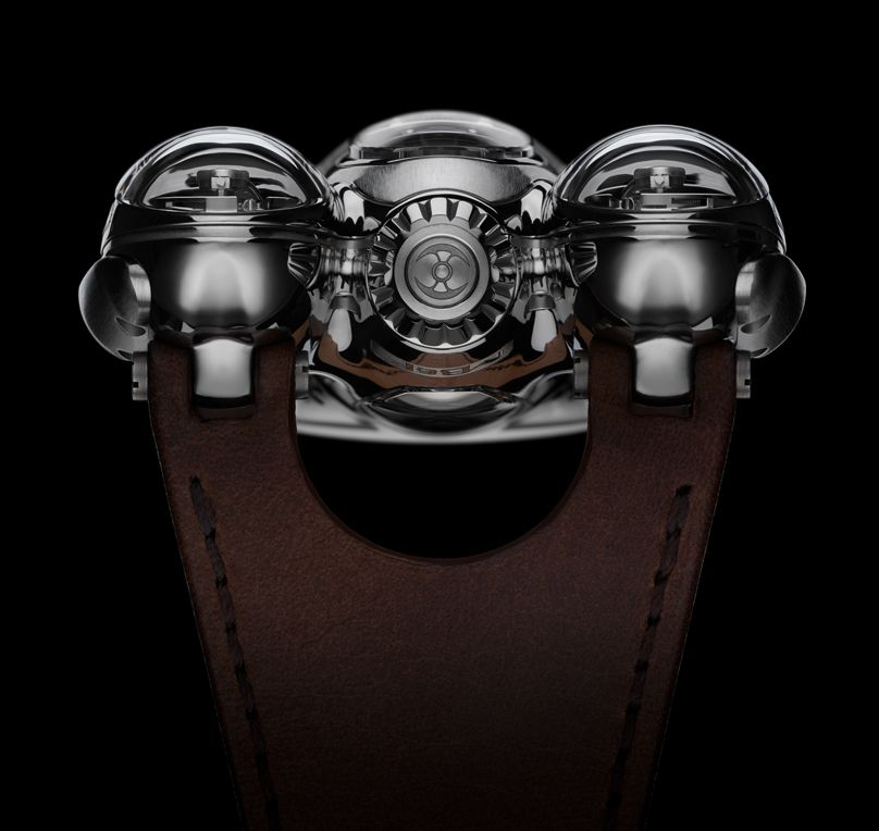 MB&F Horological Machine No. 9, Horological Machine 9, MB&F HM9