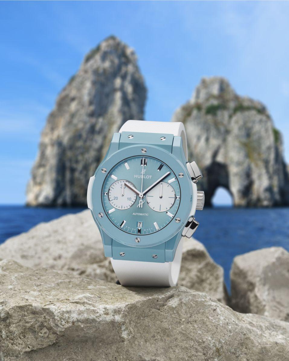 Hublot Classic Fusion Chronograph Capri, Hublot Capri, Classic Fusion Chronograph Capri