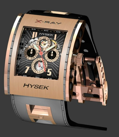 New Jorg Hysek X-Ray Perpetual Calendar Leaves Me Luke Warm Watch Releases