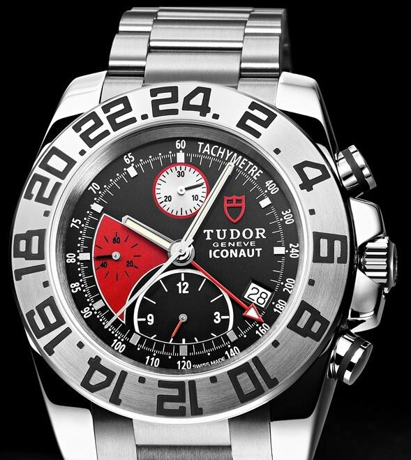Tudor se reveil sur tudorwatch.com...(avec le lien) Iconaut