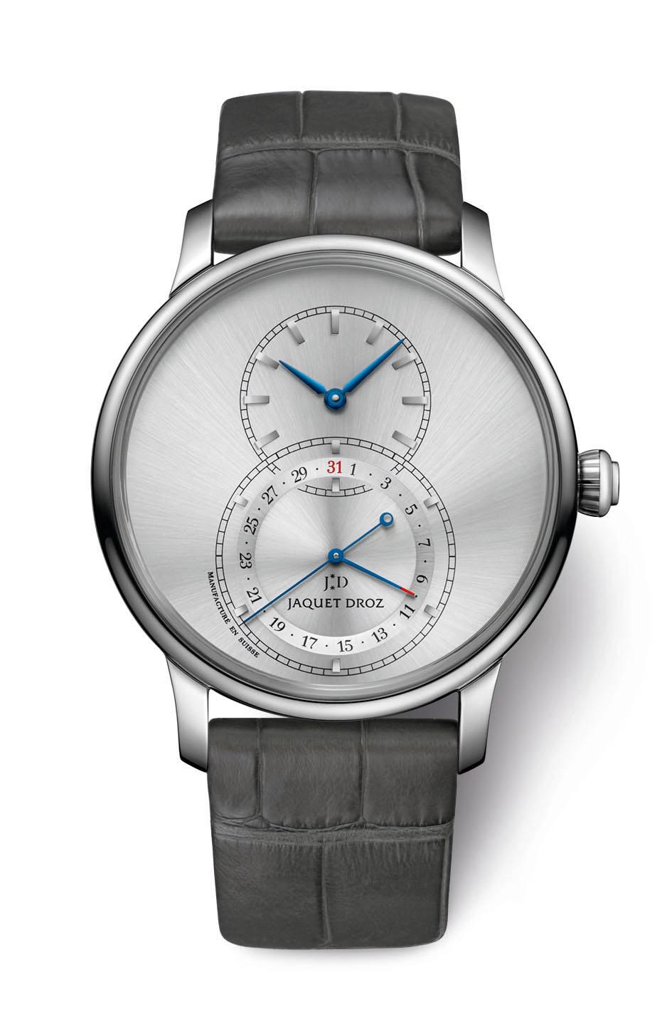 Neue Uhr : Jaquet Droz Grande Seconde Quantieme