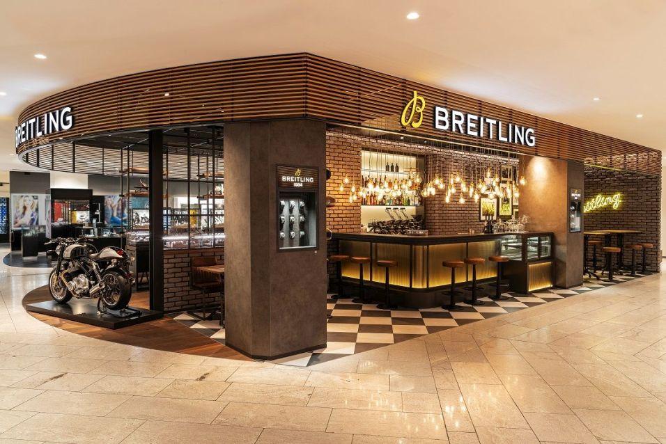 Breitling bistro, Breitling bar, Breitling cafe