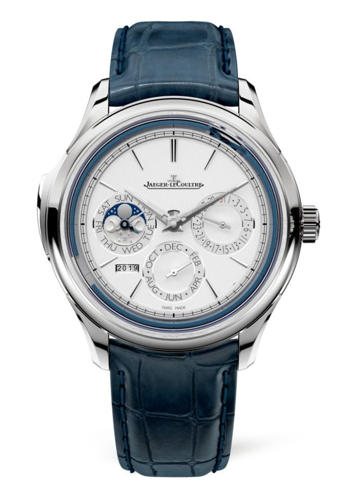 Jaeger LeCoultre Master Grande Tradition Répétition Minute Perpétuelle, Jaeger LeCoultre Minute Repeater Perpetual