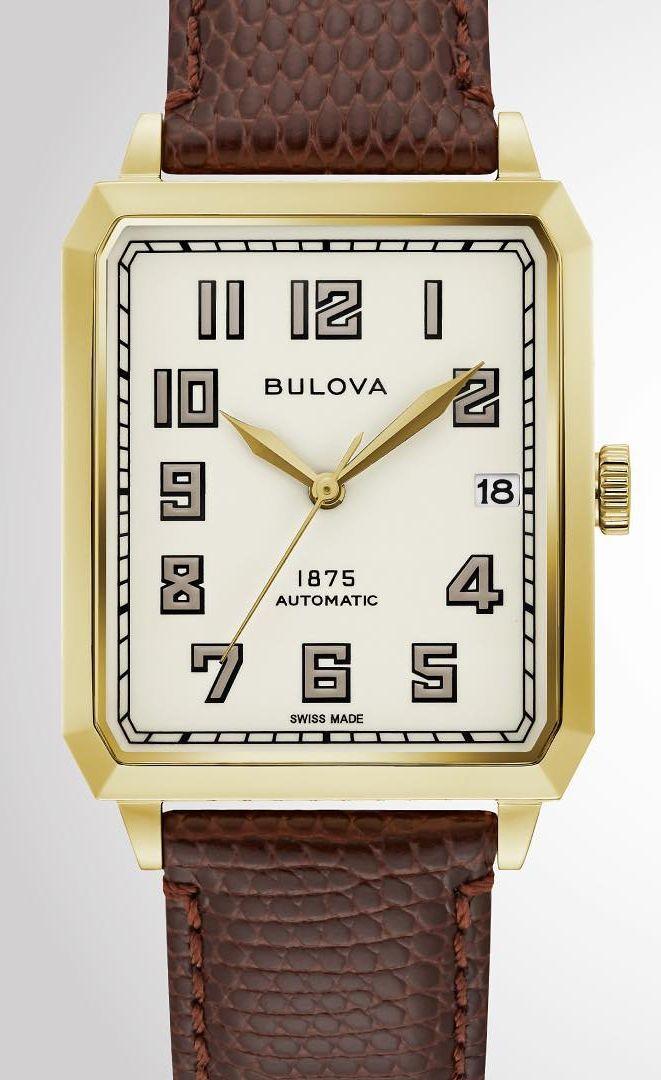 Joseph Bulova Swiss Automatic, Joseph Bulova