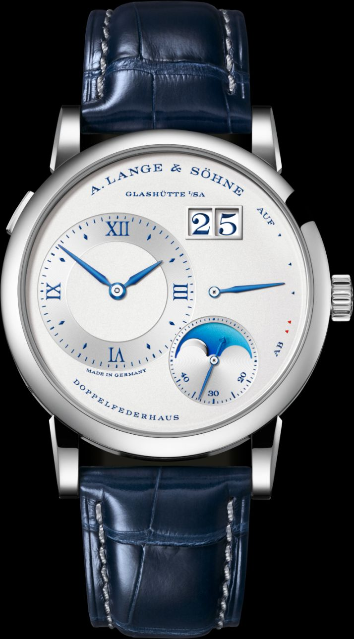 Lange Moon 25th Anniversary, A. Lange & Söhne Lange 1 Moonphase 25th Anniversary