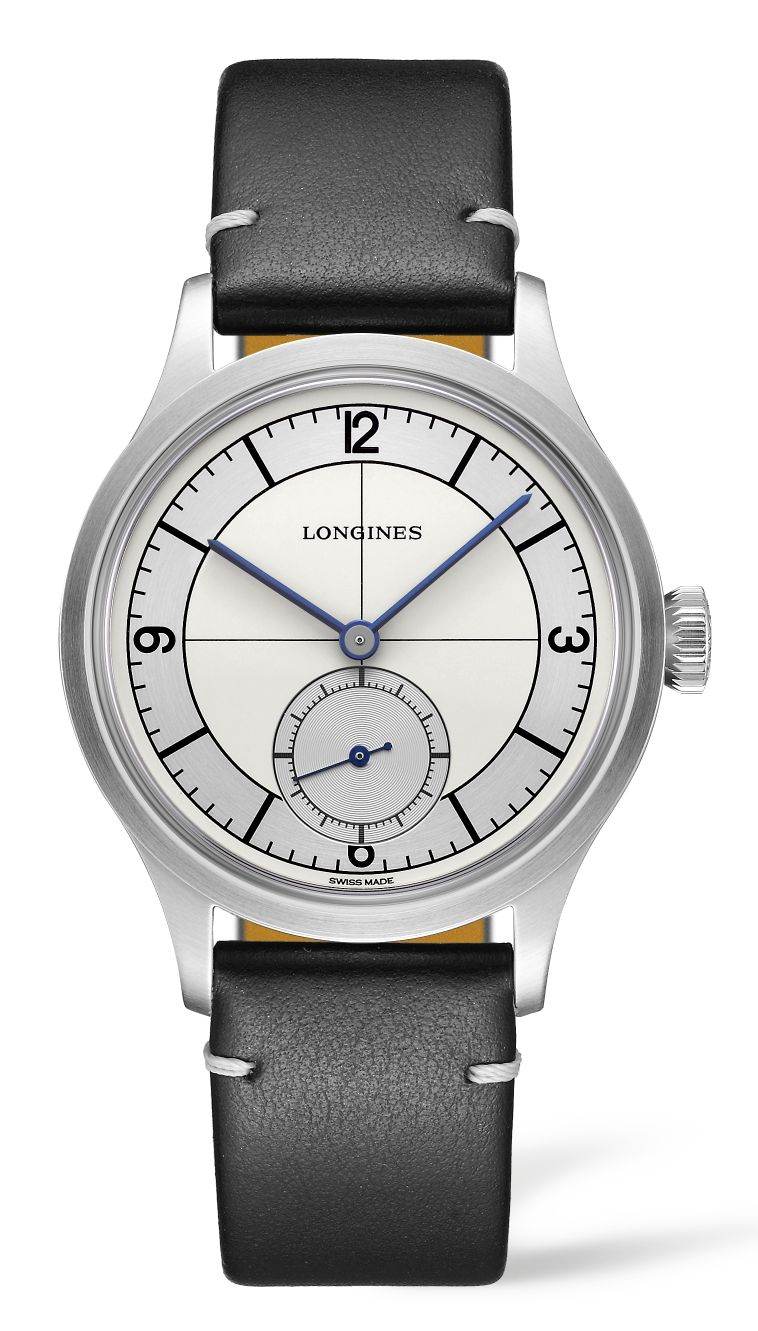 Longines Heritage Classic 1930, Longines Sector Dial