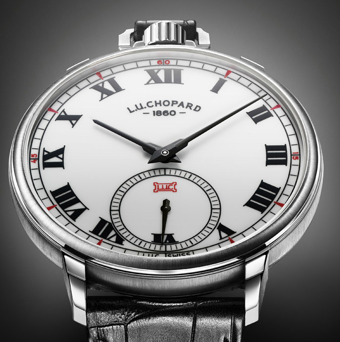 News :  Chopard L.U.C Louis Ulysse – The Tribute Luctribute
