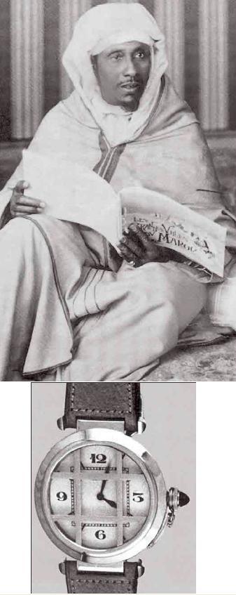 Cartier Pasha XL Seatimer Marra