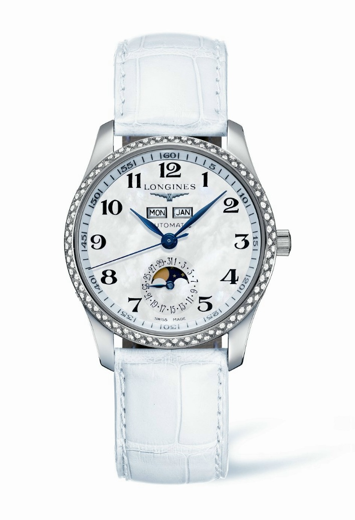 Longines Master Moonphase Lady Collection Mastercol2