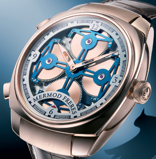 $100,000 Music Box, Four Songs, On Your Wrist: Mermod Freres Primo 4 Musical Watch Watch Buying
