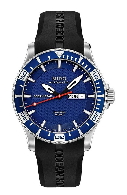 News : Mido Ocean Star Captain IV Midodiver1