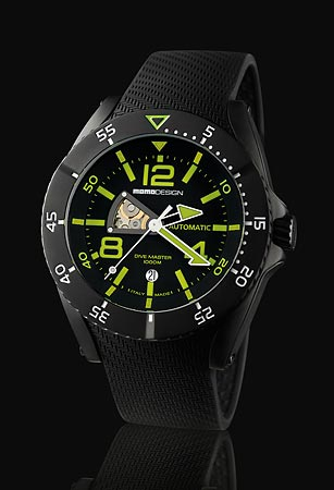 Momo design dive master sea the lastest watch blog - Momo design dive master ...