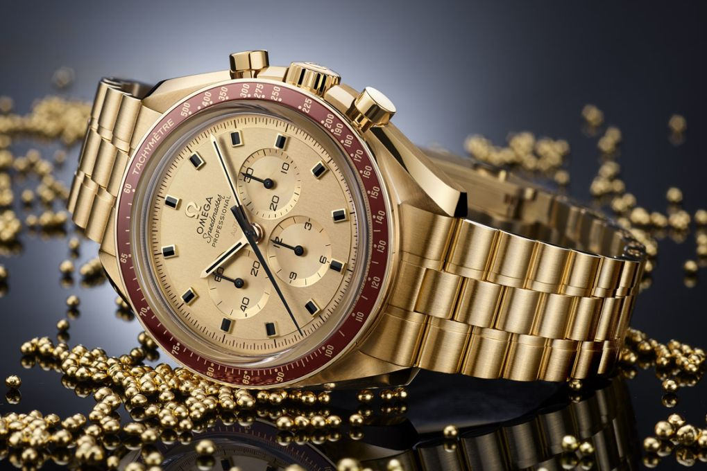 Speedmaster-50th, Omega Speedmaster Moonwatch Apollo 11 50th Anniversary, 310.60.42.50.99.001