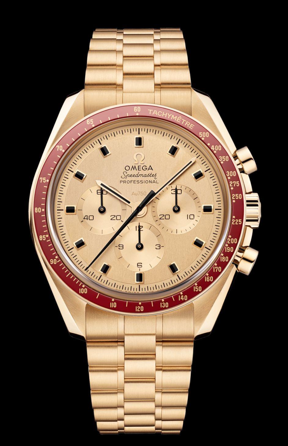 Speedmaster-50th, Omega Speedmaster Moonwatch Apollo 11 50th Anniversary, 310.60.42.50.99.001