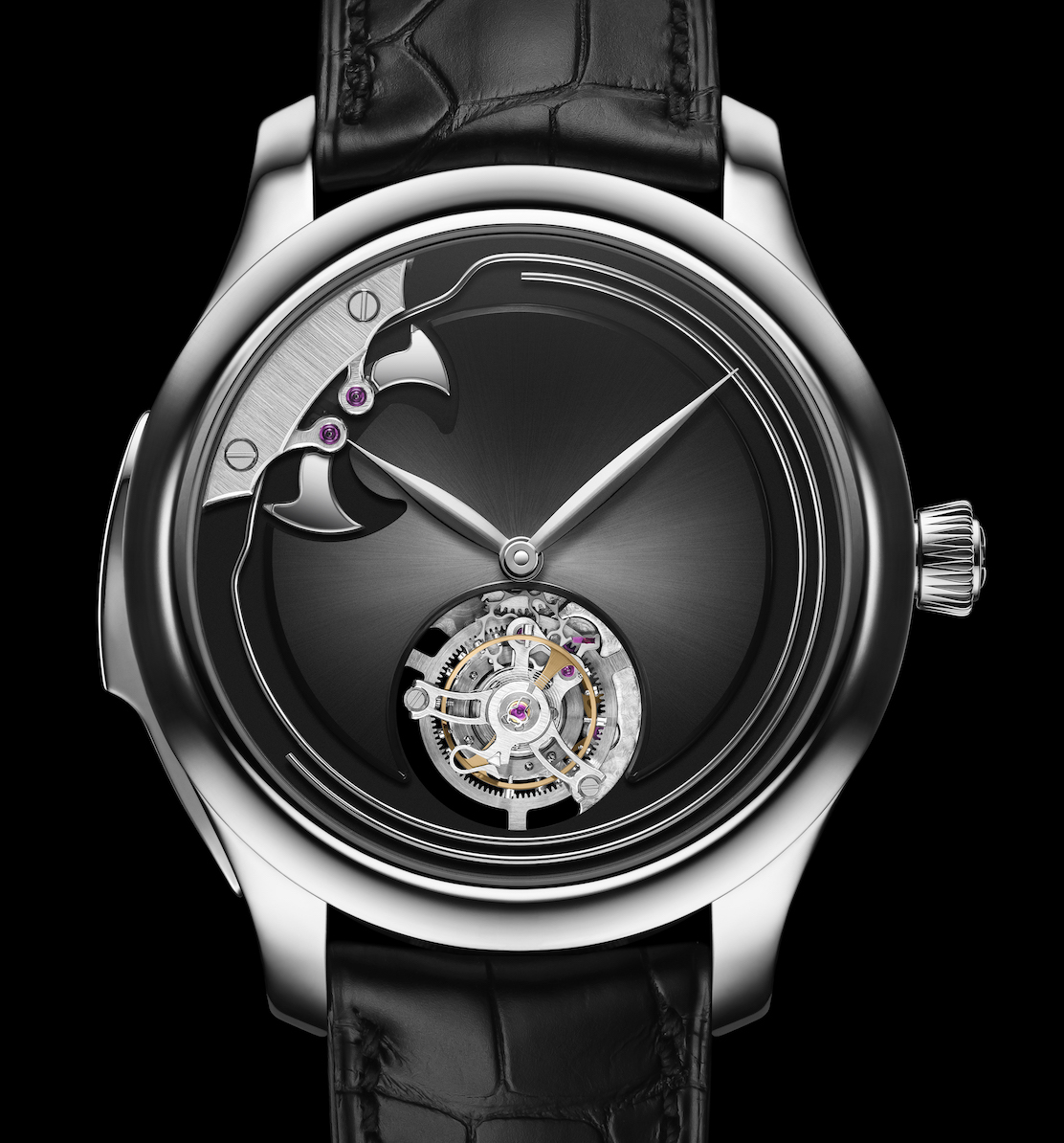 Moser Endeavour Concept Minute Repeater Tourbillon, Moser Tourbillon, Moser Endeavor Concept Minute Repeater Tourbillon, Moser Minute Repeater Tourbillon