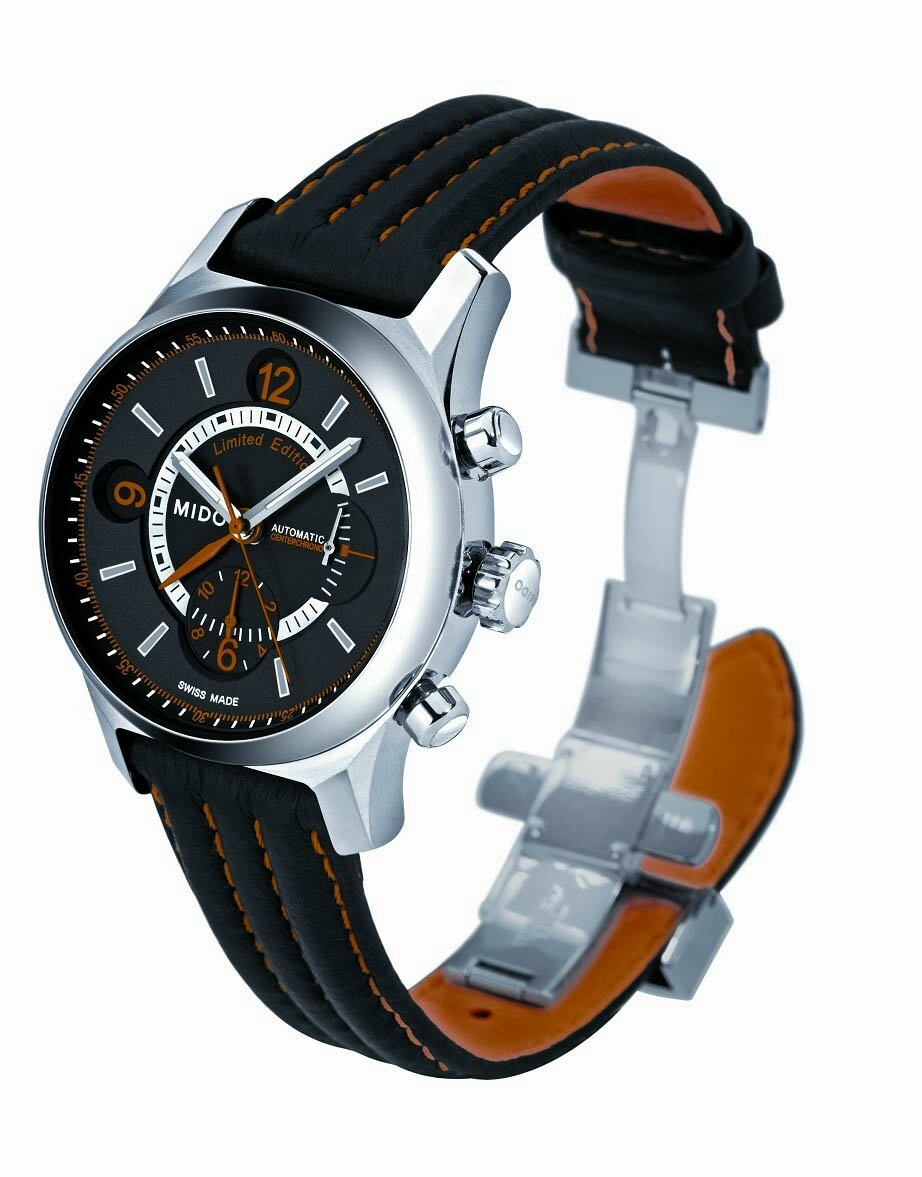 Mido - Mido Multifort Center Chronograph Multicenter1