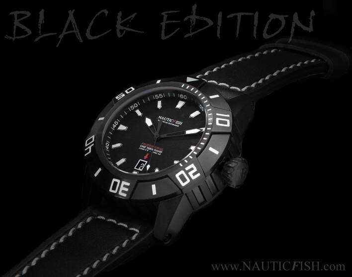 Specimen In The NauticFish Watch Evolution Is Appealing Acquisition Watch Buying