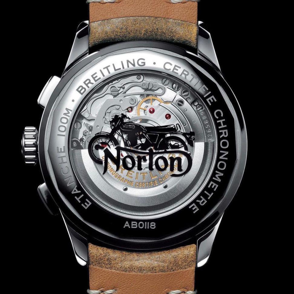 Baselworld 2019 Breitling, Breitling Premier 42 Norton Edition, Breitling Norton, Breitling Premier 42 Norton