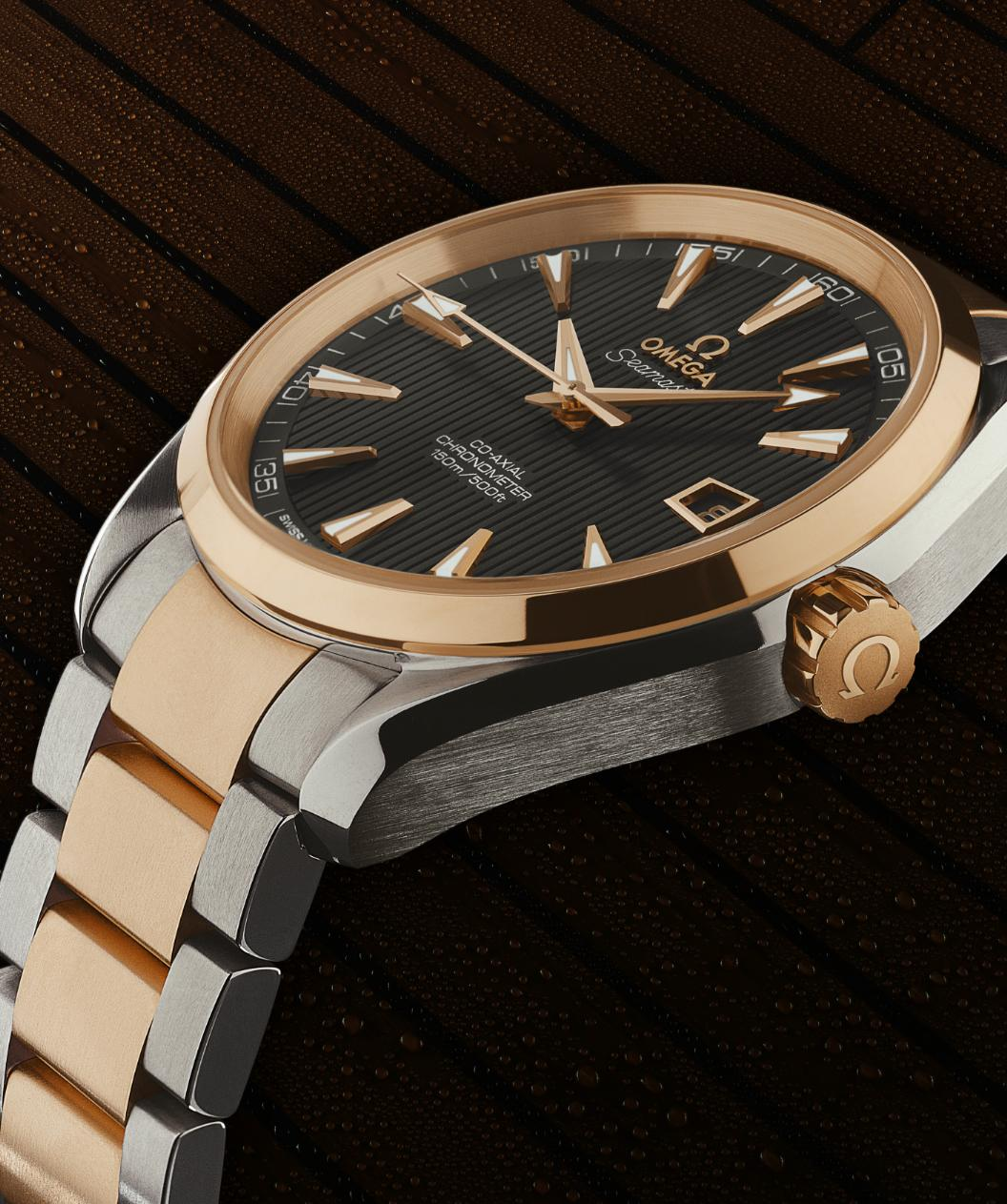 News : Nouvelle Collection Omega Seamaster Aqua Terra Oat2