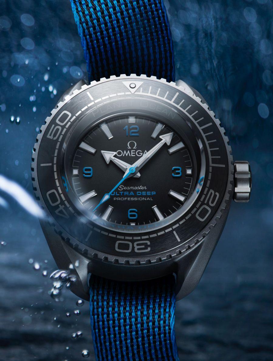Omega Ultra Deep, Omega UD, Omega Seamaster Ultra Deep, Omega Seamaster Planet Ocean Ultra Deep Professional