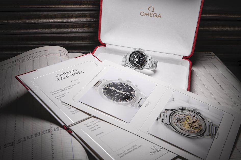 Omega COA, Omega Certificate of Authenticity, Omega certification, Omega vintage COA, Omega vintage certification