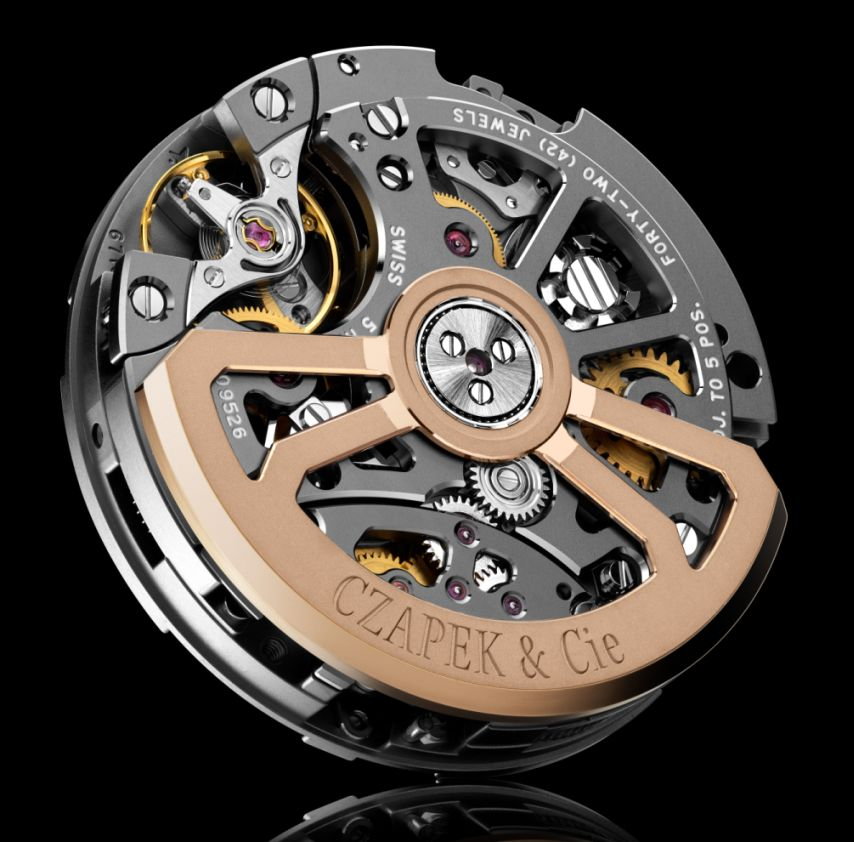 Only Watch Czapek, Czapek Faubourg de Cracovie Chronograph, Czapek Chronograph