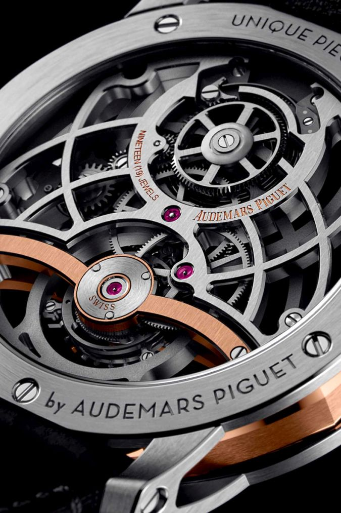 Only Watch 2019 Audemars Piguet Code 11.59 Tourbillon, Audemars Piguet Code 11.59 Tourbillon, two-tone Audemars Piguet Code 11.59 Tourbillon