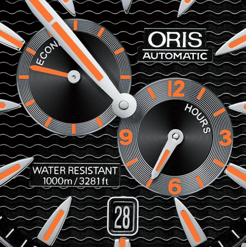 Oris Diver régulateur Orisregu1