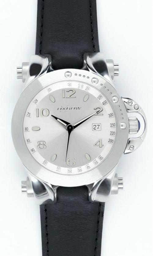 La forte chaleur déforme les montres Oxbow