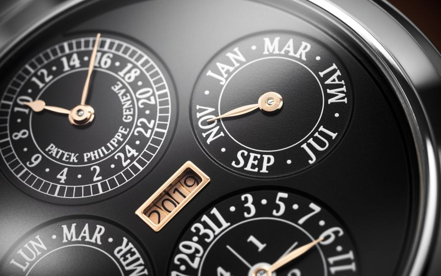 <br> ONLY WATCH 2019 - Patek Philippe Grandmaster Chime Steel, Patek Philippe Grandmaster Chime Steel, Patek Steel, Patek Only Watch, Patek Only Watch 2019