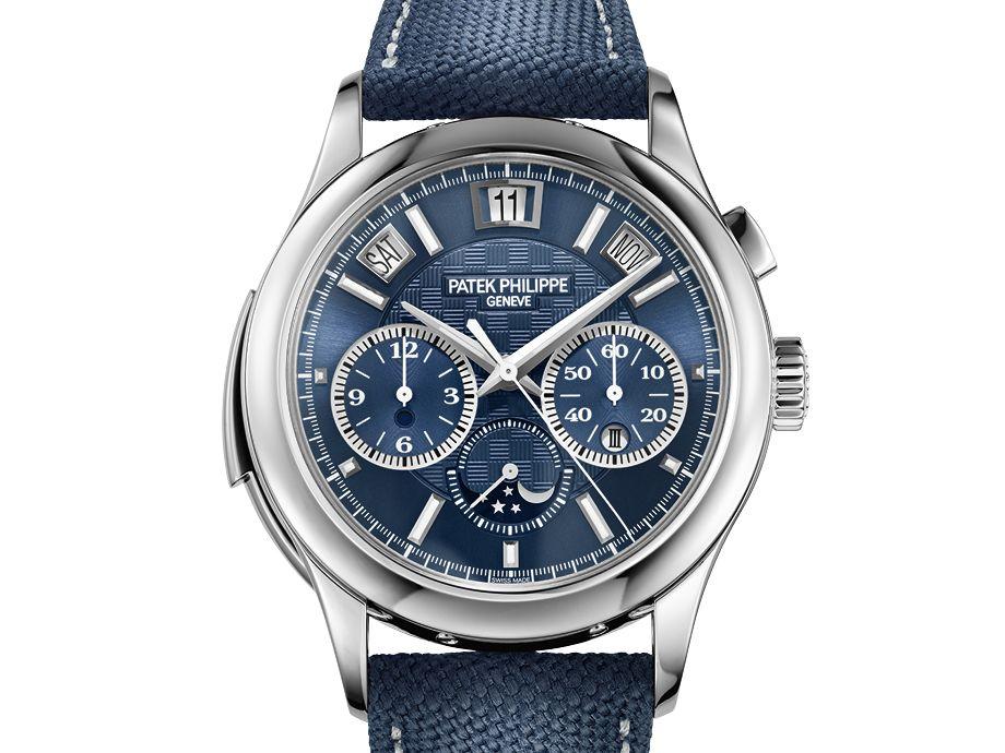 Only Watch 2017 - Patek Philippe Triple Complication Titanium Ref. 5208T-010, Patek Philippe 5208T-010, Ref. 5208T-010
