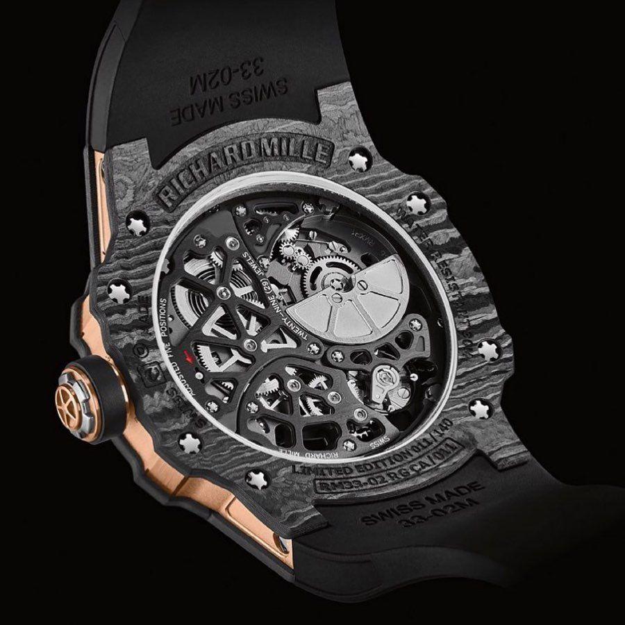 Richard Mille RM 33-02 Automatic, RM33, RM33-02, RM 33-02, Richard Mille RM33, Richard Mille RM33-02, Richard Mille RM 33-02