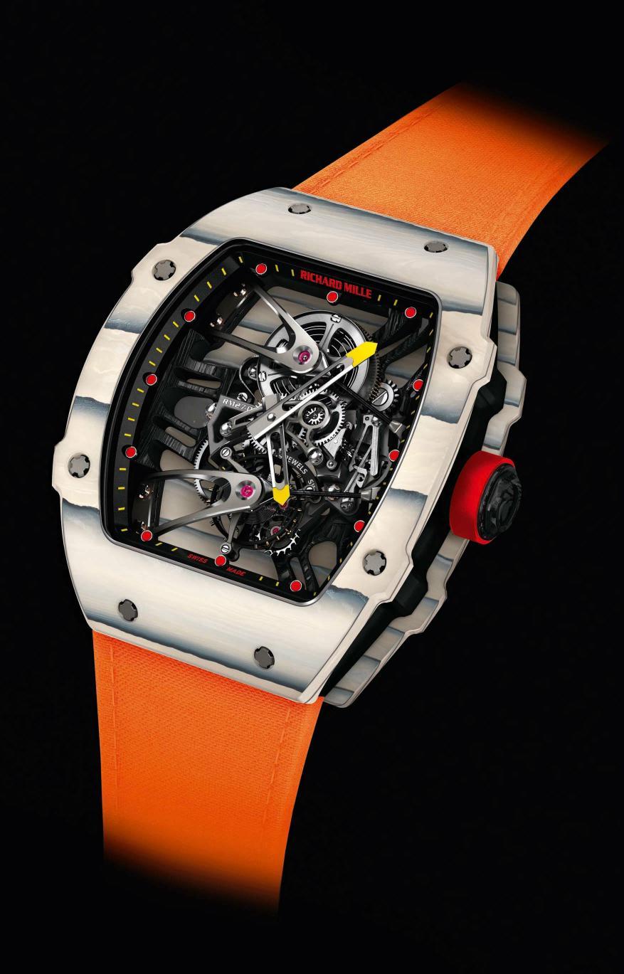 Richard Mille Prototype Tourbillon RM 27-02 Rafael Nadal Only Watch, Richard Mille Only Watch