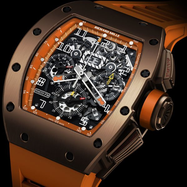 montre richard mille rm 011. Black Bedroom Furniture Sets. Home Design Ideas