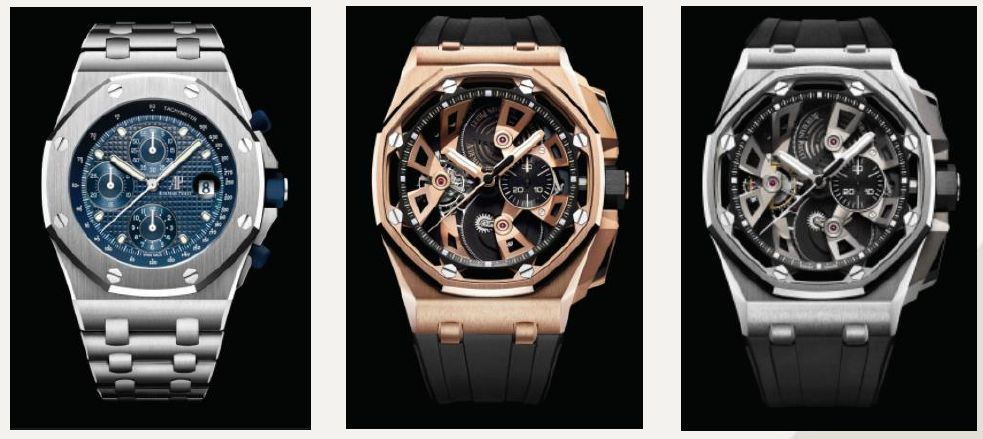 APRO 25th, Audemars Piguet Royal Oak Offshore 25th Anniversary, 26237ST.OO.1000ST.01, 26421ST.OO.A002CA.01, 26421OR.OO.A002CA.01